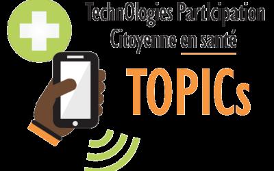 Technologie Participation Citoyenne en Santé