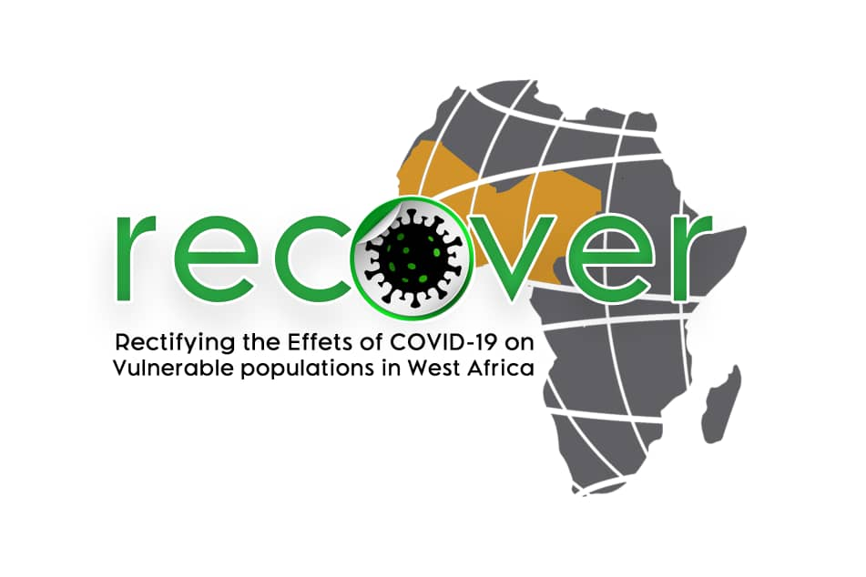 Rectifiying the effects of COVID-19 on vulnérables populations in West Africa (RECOVER)